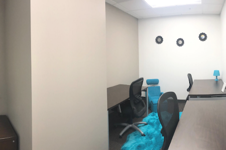 Regus | Mid-Market - Interior Suite # 2044
