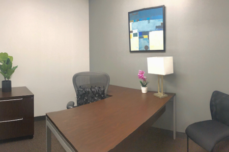Regus | Mid-Market - Interior Executive Suite # 2045