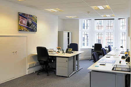 Regus | London, Margaret Street - Office Suite