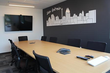 Venture X | San Antonio - Riverwalk Meeting Room