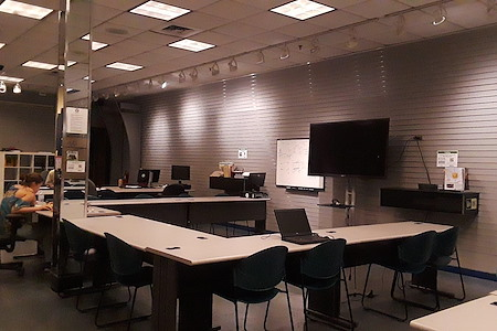AMRoC Fab Lab - Event Space 1