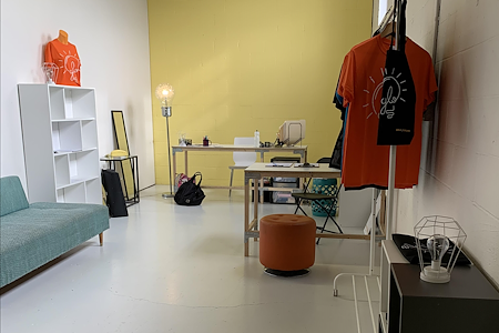 Evolv by Glo - Pop Up Office