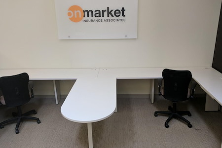 1853 Market Street LLC - Dedicated Desk for 2