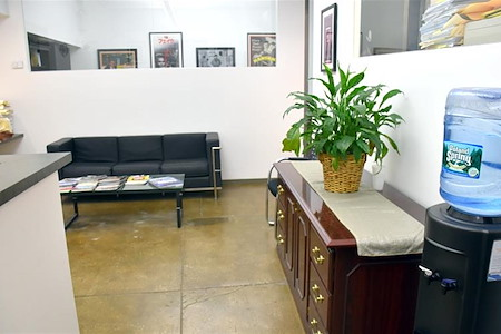 15 Maiden Lane - Private Office