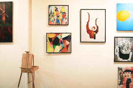 Seeway Art Studio & Gallery - Seeway Meeting Room