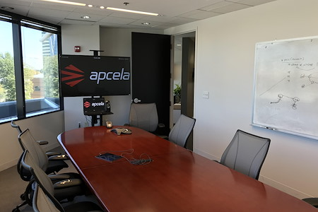 Apcela Co-Working Space @ Wiehle Reston East Metro - Mauna Loa Conference Room