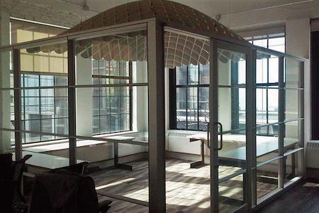 Coalition Space | Millennium Park - Office