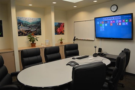 Offix Edge - Aquarium Conference Room