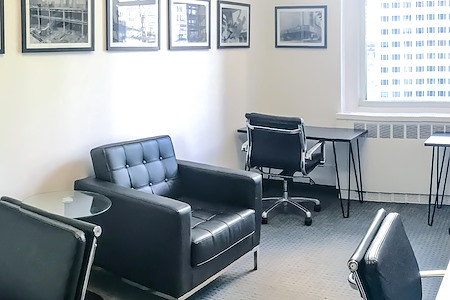 Rockefeller Group Business Centers-45 Rockefeller Plaza - Coworking Space