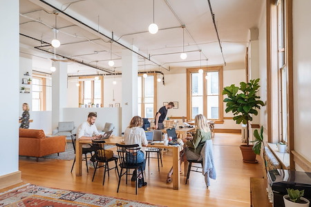 The Pioneer Collective - Tacoma - Coworking Drop-In