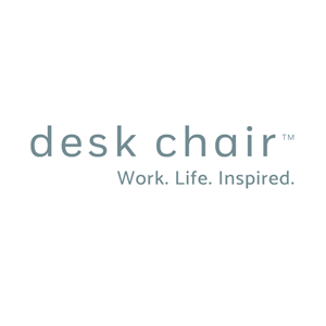 Logo of desk chair coworking