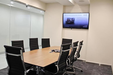 Jay Suites Times Square - Meeting Room F for 8 * PROMO: 25% OFF *