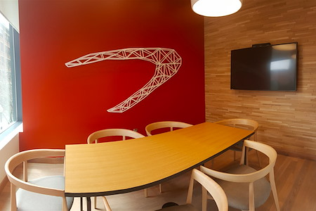 Capital One Café - Seaport - The Capital One Community Room #2