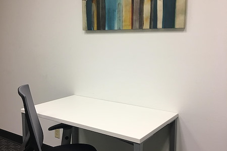 Regus- 300 East Esplanade Dr. - Open Desk 1
