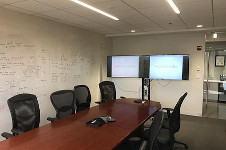 Apcela Co-Working Space @ Wiehle Reston East Metro - Rainier Conference Room