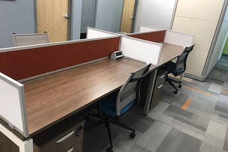 Office Evolution Nashville - Dedicated Desk