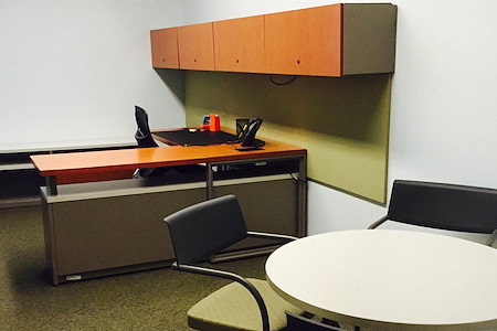 Carr Workplaces - Tysons - Office1563/1562/1526/1527-4 Office Suite