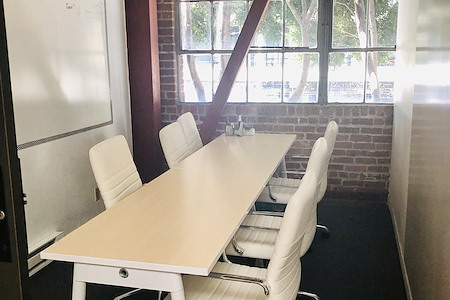 Starfish Mission - Emerging Tech Coworking Space - Meeting Room - Elon