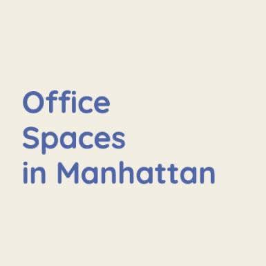 Logo of Office Space in Manhattan