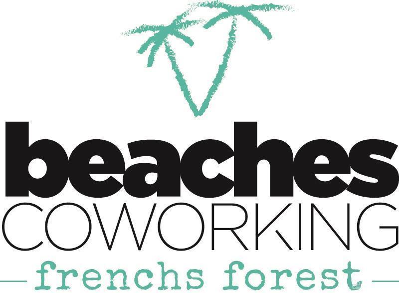 Logo of Beaches Coworking