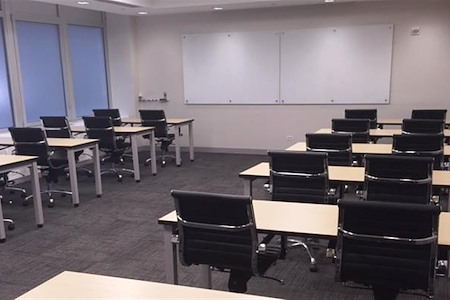 Corporate Suites: 1180 6th Ave (46th) - Training Room for up to 28 people