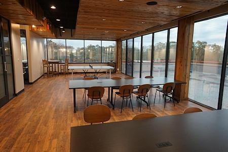 Ranch Office - Hot Desk