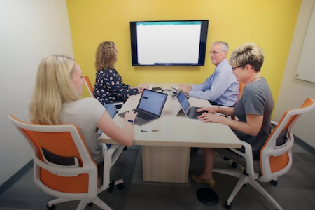 Office Evolution - Carmel - Conference Room 2