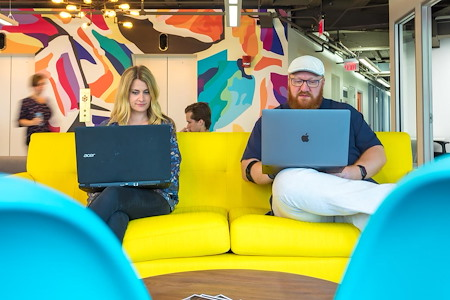 Novel Coworking Kansas City - Open Desks