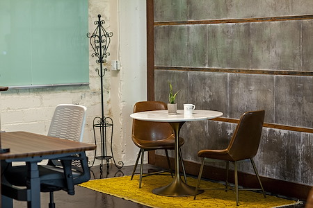 Fueled Collective – Minneapolis Uptown - Small Semi-Private Office