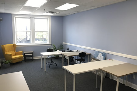 "The (Co)Working Space in Woodbridge - Part-time ""Founding Member"" Promo"