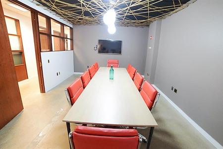 Joynture - Coworking - Wall Street, NYC - Conference Room