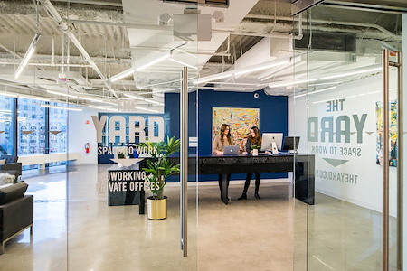 The Yard: Back Bay - Open Coworking