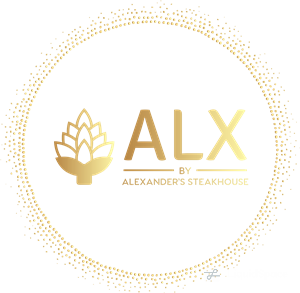 Logo of ALX by Alexander's Steakhouse
