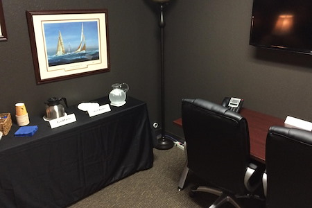 VuPoint Research San Francisco - Sailboat Office