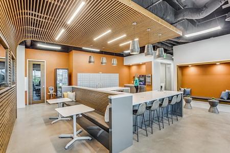 WORKSUITES-Legacy-Frisco - Hot Desk