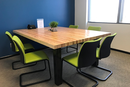 Pacific Workplaces - Bakersfield - Gallo Meeting Room