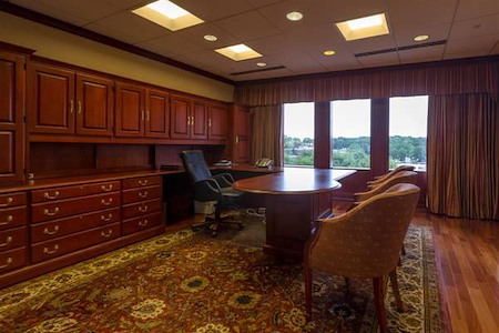 Upscale Fully Furnished Office Space (Paramus) - 1 Suite & Private Bathroom