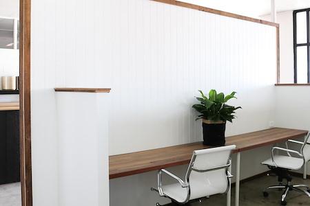 Level One - Dedicated Desk