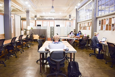 Makers Workspaces - Part Time Coworking
