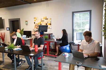 MELD Coworking - Flexible