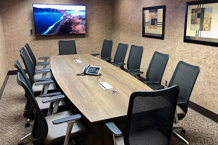 Pacific Workplaces - Cupertino - Empire Boardroom