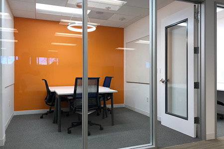 BLANKSPACES   IBASE Irvine - Private Office Day-Use for 2