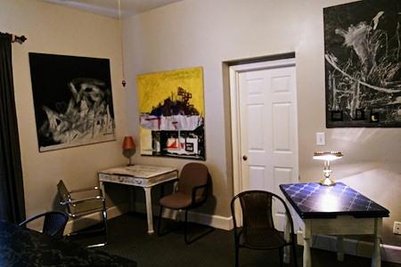 5878Networx Atlanta East - Dedicated Desk