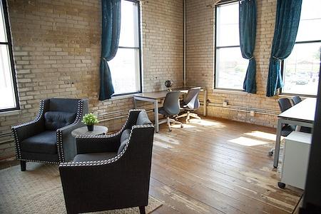 Fueled Collective – Minneapolis Northeast - Premium startup suite