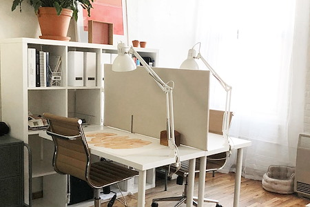 Beautiful Office Space To Share - Williamsburg North