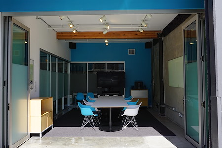 Lisa Yong - Creative Meeting Space in the Mission