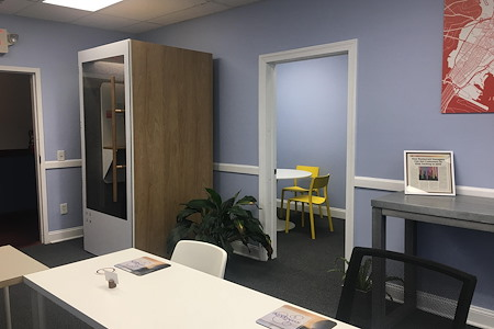 The (Co)Working Space in Woodbridge - Part Time (co)working space Membership