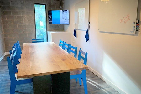 OxWork Business Club - State of the art Conference Room