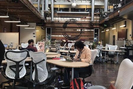 Impact Hub Oakland - Full-Day Pass