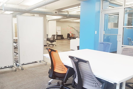 PopBookings - Coworking w/ Gym Access - Day Pass
